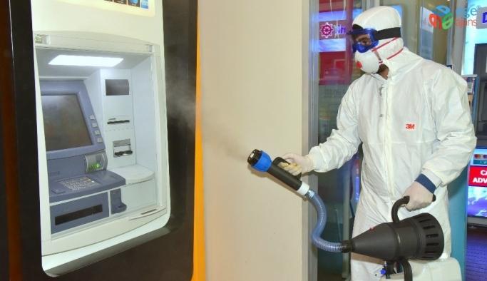 İBB, korona virüsü tehdidine karşı hijyen çalışmalarını hızlandırdı