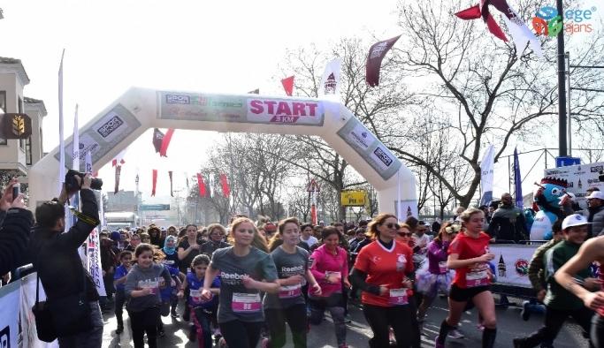 İstanbul'u Koşuyorum, Kadınlar Günü etabı ile sezona 'merhaba' diyecek
