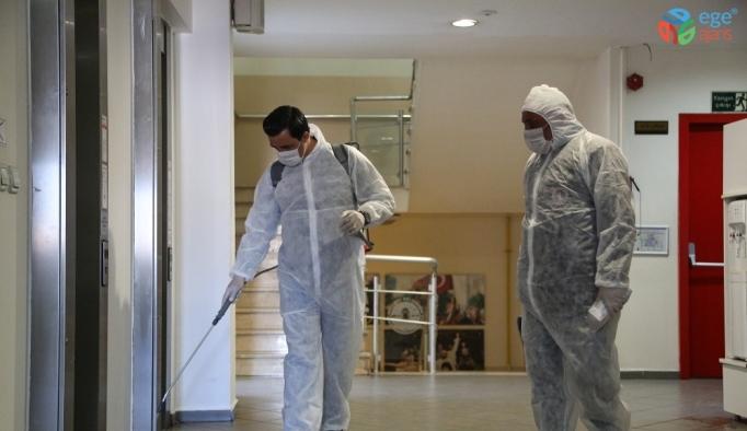 Maltepe Belediyesi'nden korona virüs önlemi