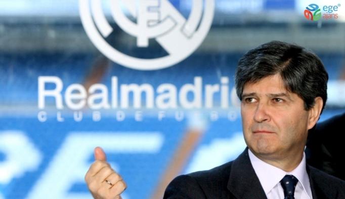 Real Madrid'in eski başkanı Fernando Martin korona virüse yakalandı