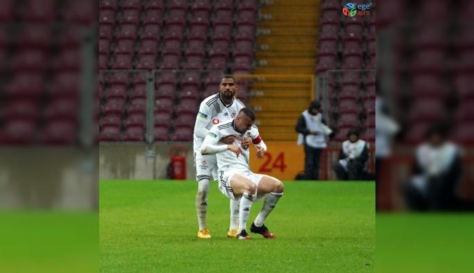 Süper Lig: Galatasaray: 0 - Beşiktaş: 0  (Maç sonucu)