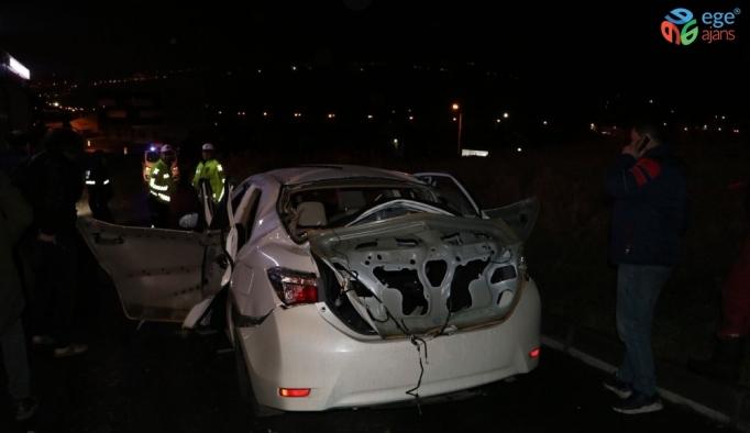 Tekirdağ'da LPG'li otomobilde patlama: 2 yaralı