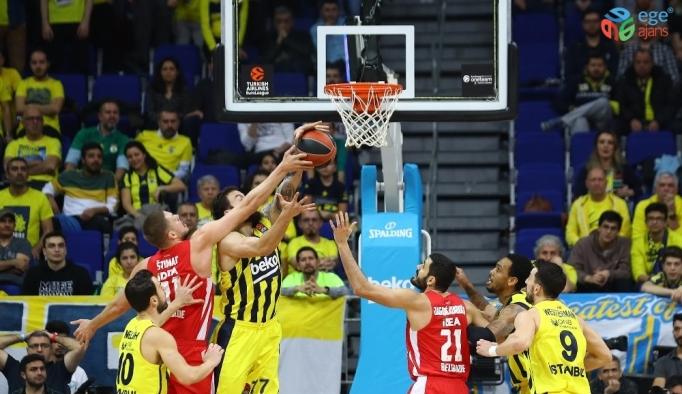 THY Euroleague: Fenerbahçe Beko: 66 - Kızılyıldız: 63