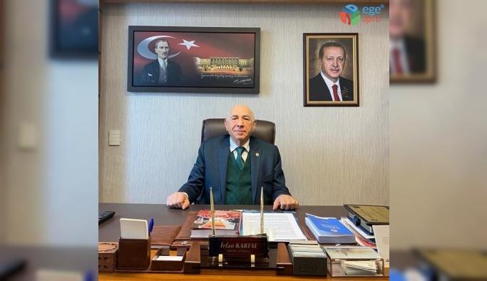 AK Parti'li Kartal'dan 'Polis Haftası' mesajı
