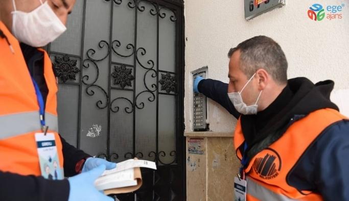 Altındağ Belediyesi sokağa çıkma yasağında vatandaşların acil ihtiyaçlarını temin etti