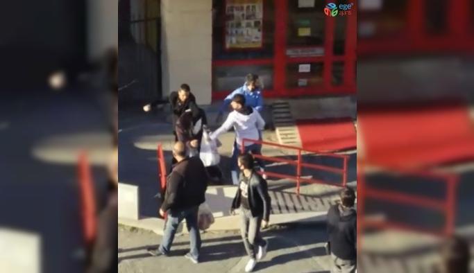 Avcılar'da marketi birbirine katan adama para cezası