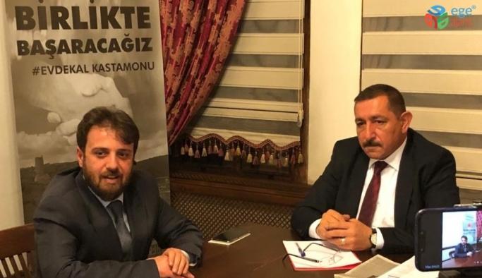 """Başkan Vidinlioğlu, """"Şu ana kadar 20 bin maske dağıttık"""""""
