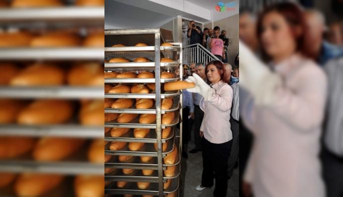 Büyükşehir Belediye Başkanı Çerçioğlu: Halk ekmek tam kapasite çalışacak