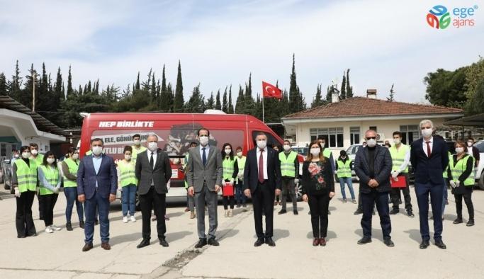 Büyükşehir Belediyesi Hatay Halk Kart dağıtımına başladı