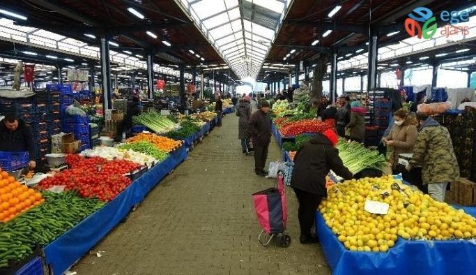 Çanakkale'de pazar sayısı 4 güne çıkarıldı