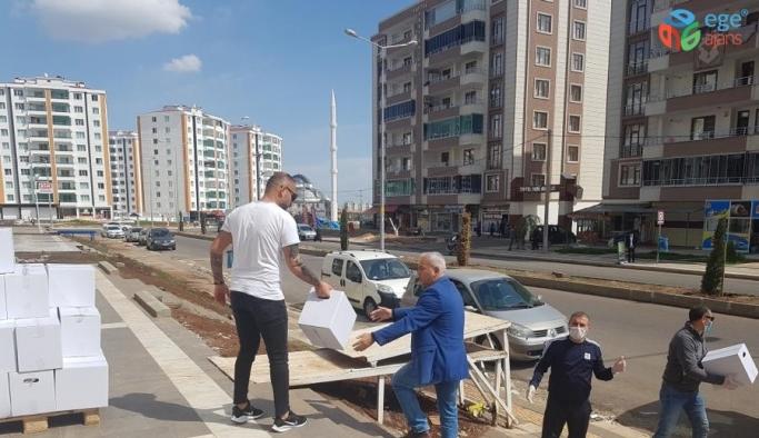 Diyarbakır'daki spor camiasından korona virüs seferberliği