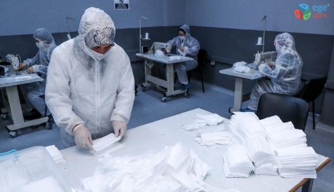 Erzincan'da 150 bin maske alımı yapılarak ihtiyaç olan yerlerde dağıtılacak