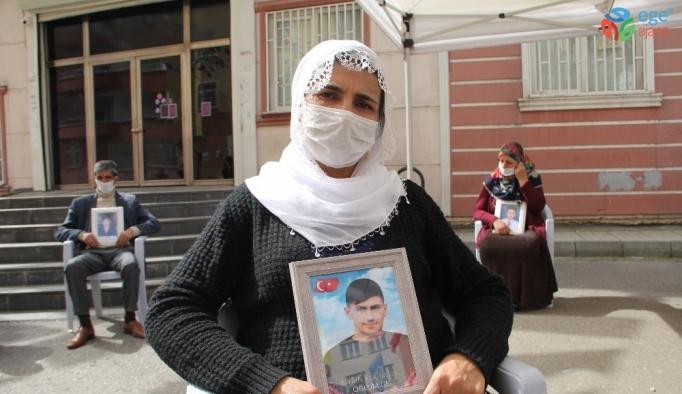 HDP önündeki ailelerin evlat nöbeti 217'nci gününde