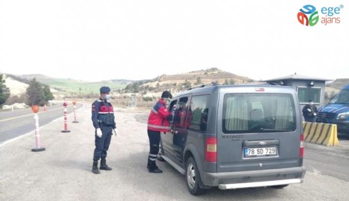 Karabük'te 34 kişiye 105 bin lira ceza kesildi