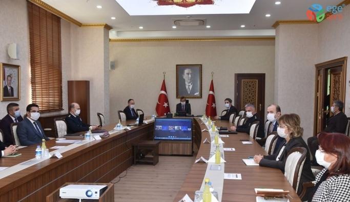 Kırıkkale'de apartman ve site yöneticilerine 'korona' uyarısı