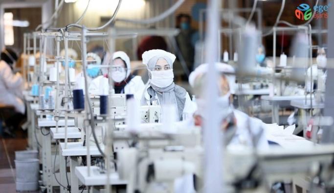 KO-MEK maske üretimini arttırdı