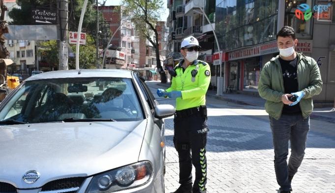 Menemen polis ve jandarmasından sıkı önlem