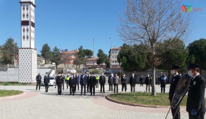 Osmancık'ta polis haftası kutlamaları
