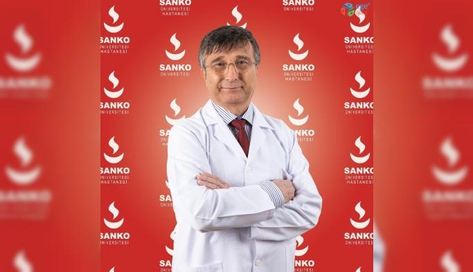 Prof. Dr. Yesari Karter Sanko Üniversitesi Hastanesi'nde