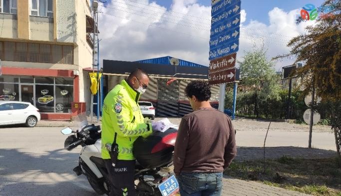Samandağ'da 11 kişiye sokağa çıkma yasağı cezası