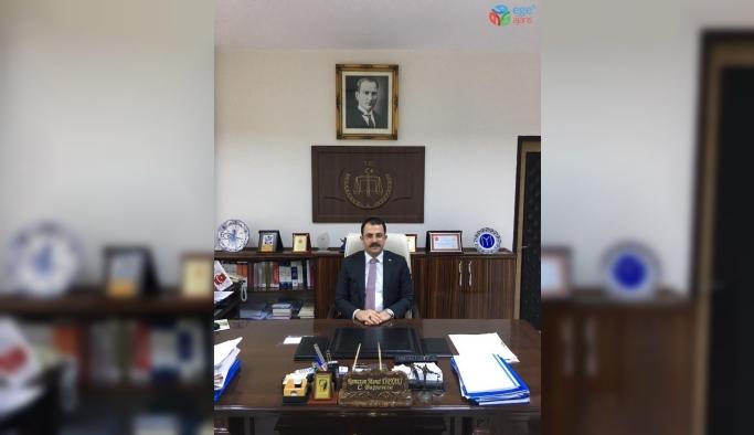 Tarsus Cumhuriyet Başsavcısı Tiryaki'den korona virüs açıklaması