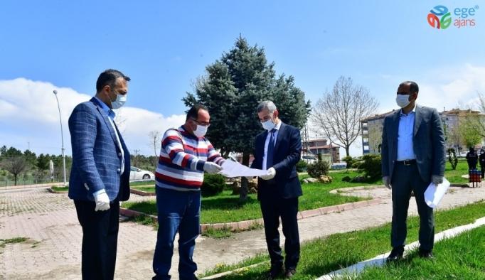 Yeşiltepe Sosyal Tesisleri ve Halı Saha yapılıyor