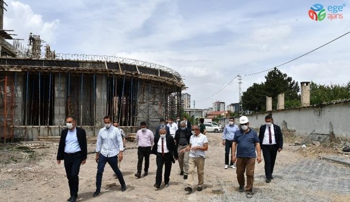 """Başkan Büyükkılıç: """"Üçüncü Bilim Sanat Merkezi de yapılacak gibi görünüyor"""""""