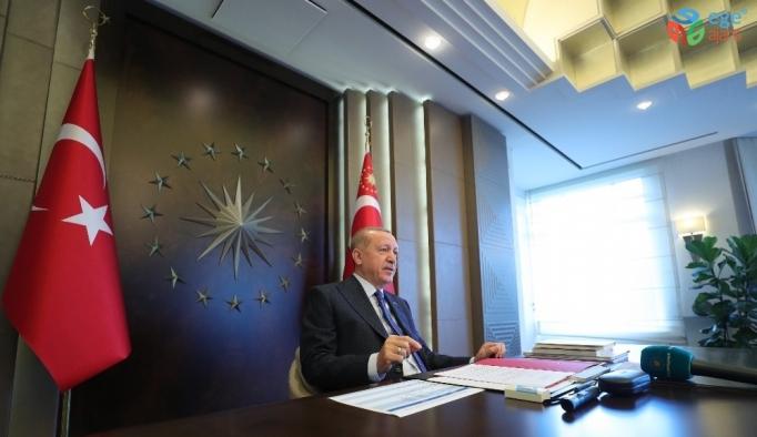 """Cumhurbaşkanı Erdoğan: """"Salgın ülkemizi kasıp kavuracak, millet isyan edecek, hükumet yıkılacak, meydan kendilerine kalacak"""""""
