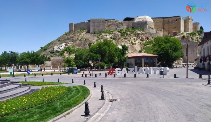 Gaziantep'te normalleşme süreci öncesi sessizlik hakim