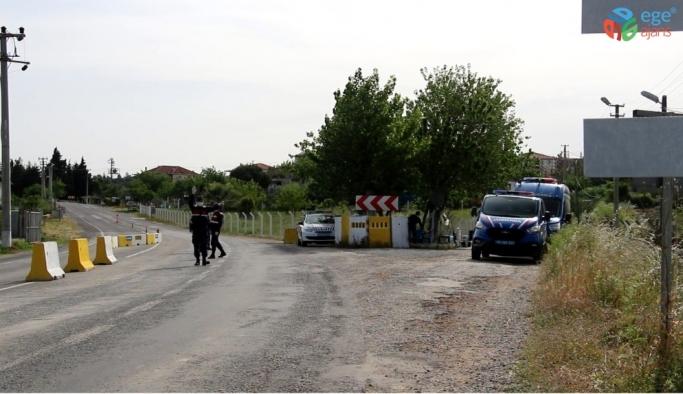 Korona mağduru çiftçi tarlasına özel izinle gidebiliyor