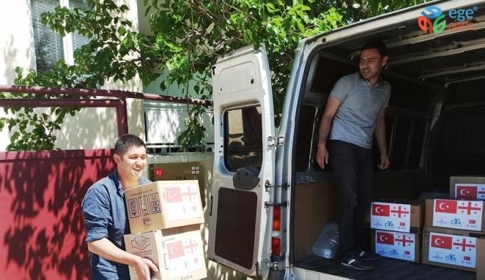 YTB'den Gürcistan'daki ihtiyaç sahiplerine yardım eli