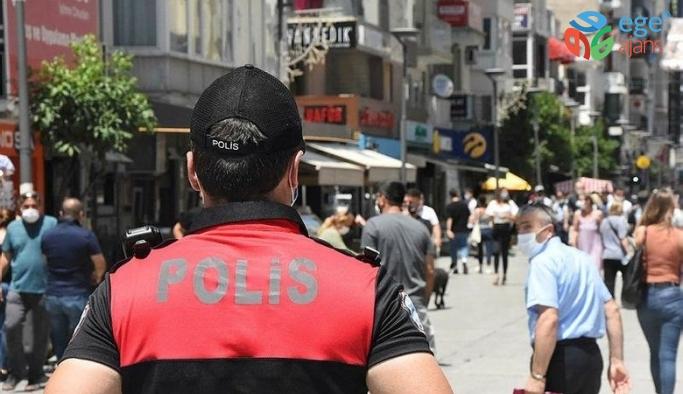 İzmir'de maske kuralına uymayanlara ceza yağdı!