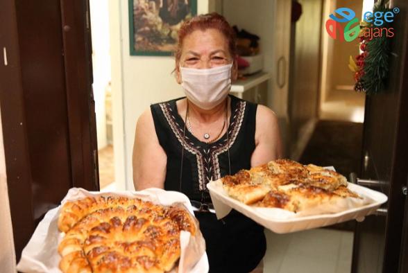 Karşıyaka Belediyesi'nin 'iyilik elçileri'ne anlamlı hediye