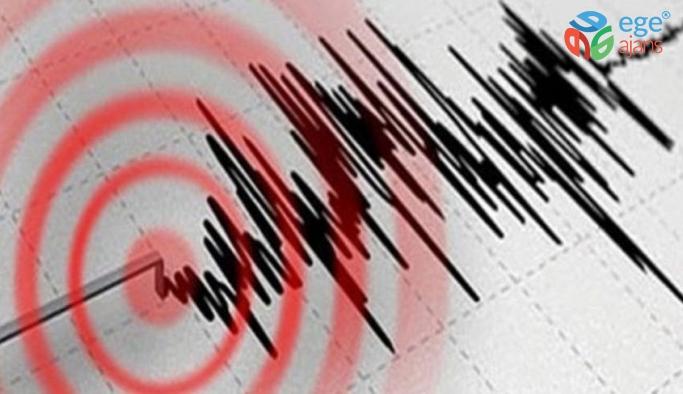 Son dakika haberi: Muğla'da 5.2 büyüklüğünde deprem! İzmir ve çevre illerde de hissedildi