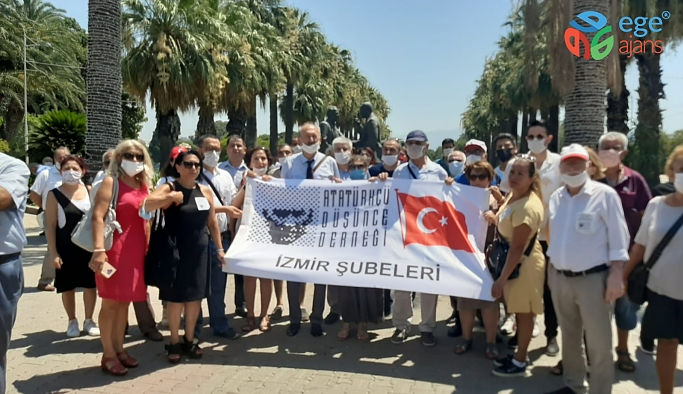 Atatürk Düşünce Derneğinin Lozan Antlaşması kutlaması