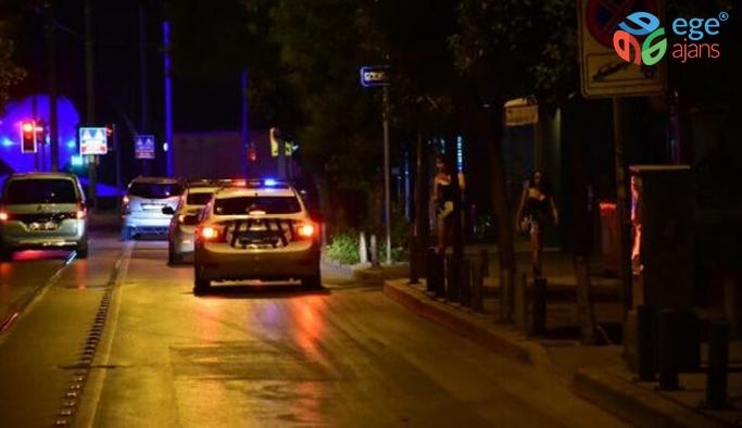 İzmir'de polis, fuhuşa yönelik denetimlerini sıkılaştırdı