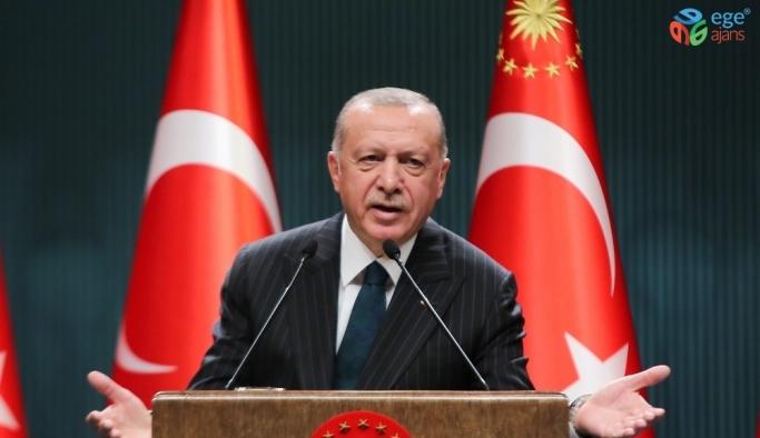 """Cumhurbaşkanı Erdoğan: """"Dostluğumuz var, böyle bir ifadeyi bizim için nasıl kullanırsınız?"""""""