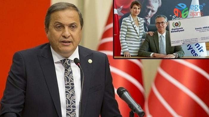Gaziemir belediye başkanına merkezden uyarı