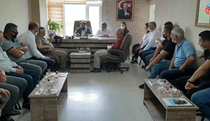 AK Parti ve MHP ilçe teşkilatlarında kongre heyecanı