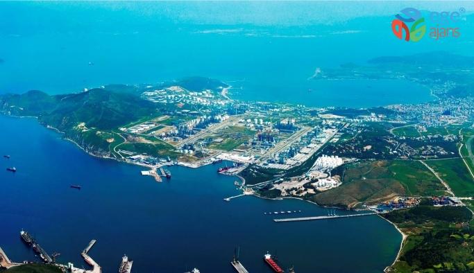 Aliağa Türkiye Ekonomisine Değer Katmaya Devam Ediyor