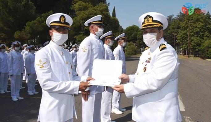 Deniz Kuvvetlerine taze kan