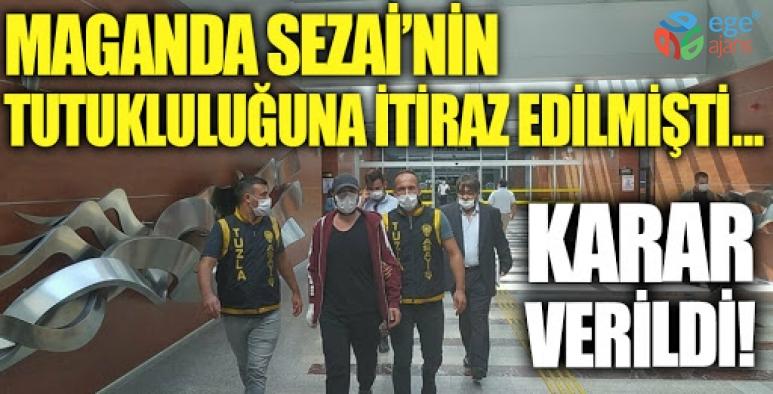 Halil Sezai'nin Tutukluluğuna Karar Verildi