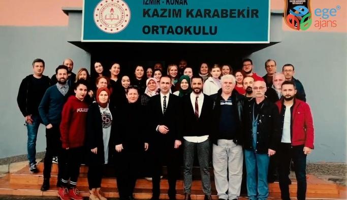 İZMİR KAZIM KARABEKİR ORTAOKULU ÖĞRETMENLERİNDEN MESAJ VAR!!!