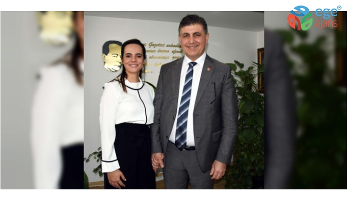 Karşıyaka'nın First Lady'si Sahaya İndi