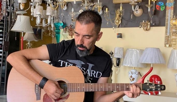 Müzik grubu kuran iş adamları Kayseri'yi çektikleri kliplerle tanıtıyor
