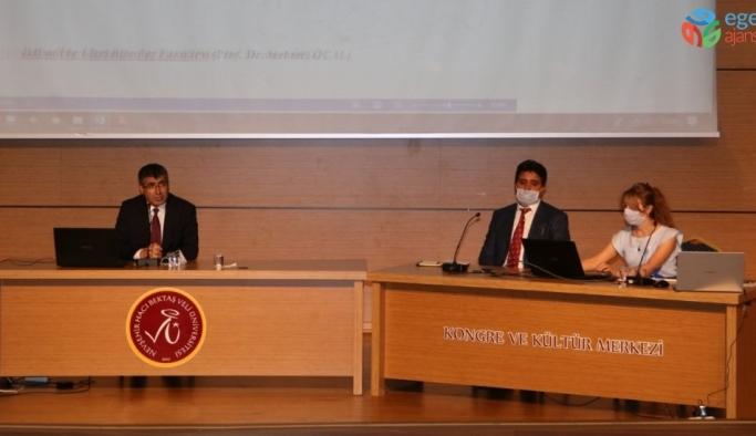 Nevşehir Hacı Bektaş Veli Üniversitesi, uzaktan eğitim kararı aldı