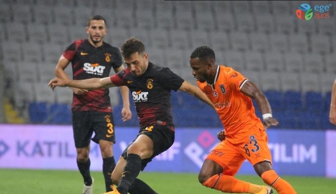 Süper Lig: Medipol Başakşehir: 0 - Galatasaray: 2 (Maç sonucu)