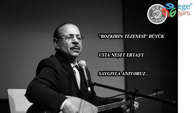 """""""Türkiye'nin Mozart'ı, Bozkırın Tezenesi"""" Ölüm Yıldönümünde Anılıyor"""