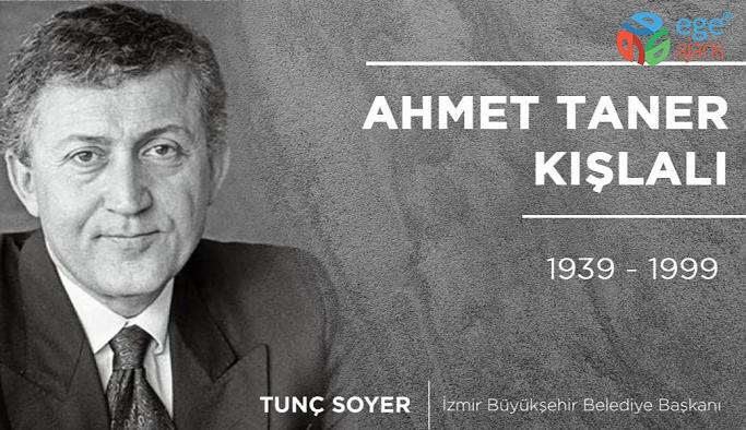 Ahmet Taner Kışlalı 21. ölüm yıldönümünde anıldı