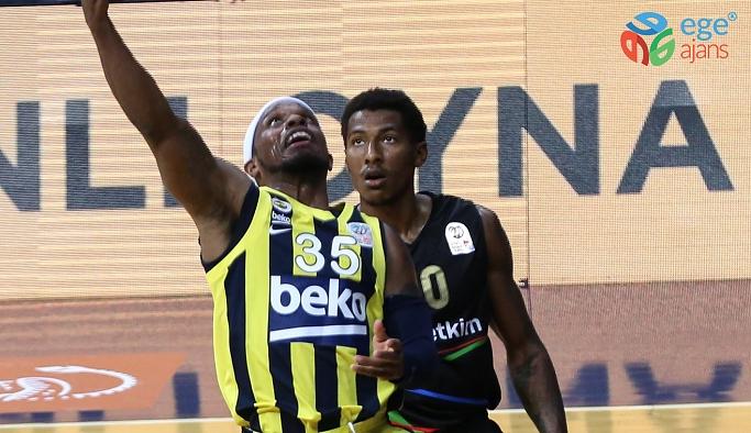 Aliağa Petkimspor Fenerbahçe Beko'ya Kaybetti